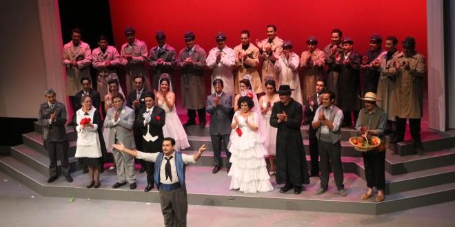 Estrenan la Primera Ópera Producida en la Región