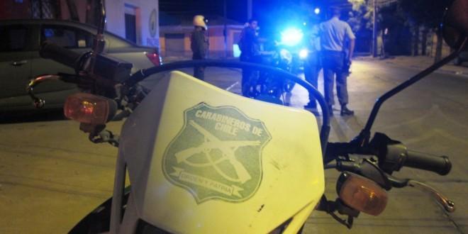 Justicia Formaliza a Dos Ex Carabineros por Muerte de Joven en Carro Policial