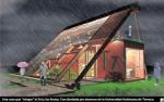 solar, autonoma, universitarios, medio ambiente, villa solar