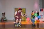 medios mostazal, niñoa, titewres, teatro infantil, mostazal