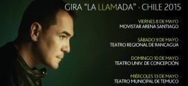 La Trova de Ismael Serrano Promete Ritmos Latinos en Teatro Regional Rancagua