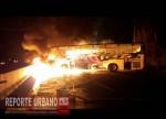 bus link quemado