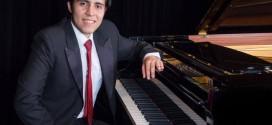 [Gratis] El Talentoso Pianista Rancagüino Hugo Llanos se Presenta en el Teatro Regional de Rancagua