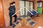 Ejercisios, kine, Cesfam, mujer haciendo ejercicio