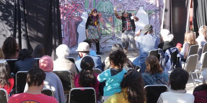 Casa de la Cultura Recibió «Las Aventuras de Pedro Urdemales»