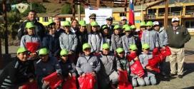 Día Internacional de Limpieza de Playas; Niños de Bucalemu se la Juegan por las Costas de Chile
