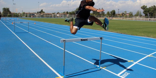 Rancagua Cuenta con Pista Atlética Más Moderna de la Región de O'Higgins