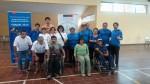 BOCCIAS, discapacidad