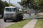pasisajismo, camion , regadio, plazas