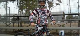 Ignacio Larrondo; Trabajador y Deportista,  Exponente Rancagüino de Bicicross en Medellin