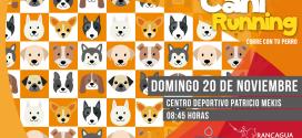 Ven a Correr con tu Perro, CANI RUNNIG, Rancagua 2016