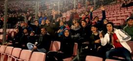 Gran Experiencia; Escuelas Municipales Alentaron a Selección Chilena en Estadio Nacional