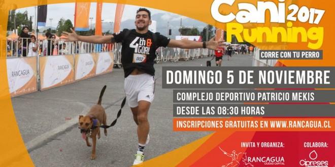 Cani Runnig 2017, Ven a Correr con tú Perro
