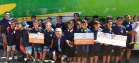 Escuelas Municipales de Fútbol de Rancagua Defienden a Rancagua en Tierras Argentinas