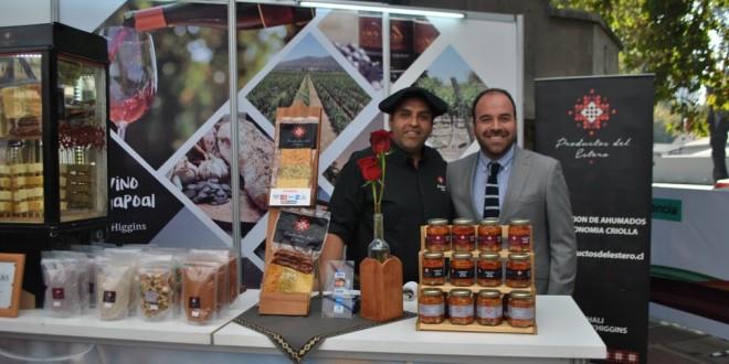 Masiva Concurrencia en la Primera Fiesta del Vino Valle del Cachapoal en Providen