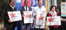 Fono Salud Responde 600 360 7777;  «Entre Todos Le Ganamos al Invierno