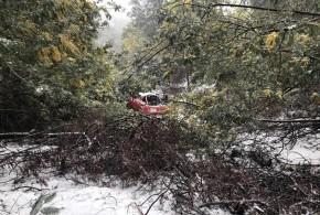 Viral; «Awue……» Revelan Vídeo de Camioneta que Cae a Quebrada en Machali