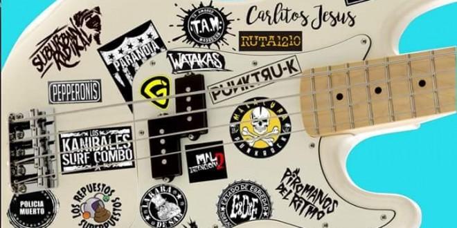 Para Escuchar: «Güiar Sudamerican Punk Rockers» El Tributo Punk Rock a Los Prisioneros