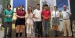 Alumnos recibieron la beca proretencion por parte de los concejales Karen Lorca y Julio Ibarra