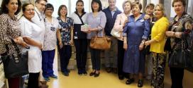 Hospital de San Fernando; Servicio de Pediatría Recibe Importante Donación para UTI Pediátrica