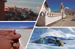 regiones, chile, turismo
