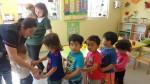 simulacro_infantil, niños, terremoto