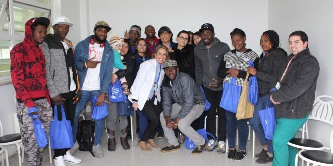 Salud Machalí Realizó Charla Educativa en Temáticas de Salud para Migrantes