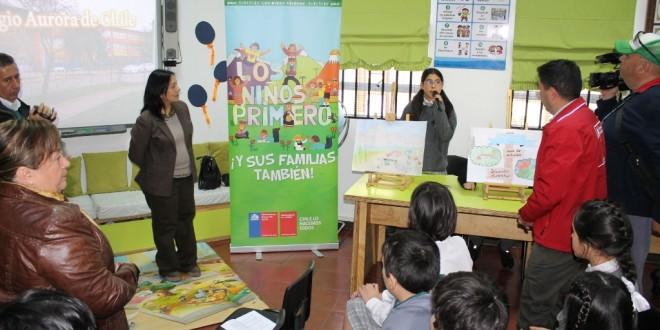 Llaman a Postular a Niños y Niñas al Concurso de Pintura «El Cambio Climático en mi Región»