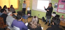 """Capacitan en """"Manejo del Paciente con Crisis de Agitación Psicomotora"""" en Docentes de la Escuela Especial Juan Tachoire Moena"""